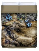 Soft And Hard Duvet Cover