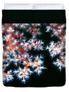 Soft Corals 5 Duvet Cover