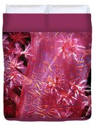 Soft Corals 8 Duvet Cover