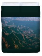 Soft Early Morning Light Over The Grand Canyon 4 Duvet Cover