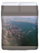 Soft Early Morning Light Over The Grand Canyon Duvet Cover