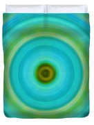Soft Healing - Energy Art By Sharon Cummings Duvet Cover by Sharon Cummings