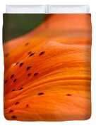 Soft Lily Duvet Cover