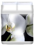 Soft Orchid Duvet Cover