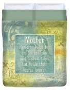 Soft Spa Mother's Day 1 Duvet Cover