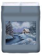 Softest Snow Duvet Cover