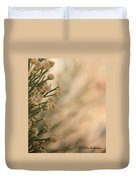 Softness In The Desert Duvet Cover