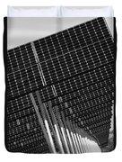 Solar City Duvet Cover