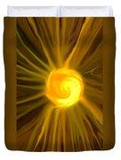 Solar Energy Duvet Cover