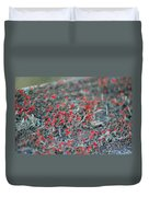 Soldiers At Attention Duvet Cover