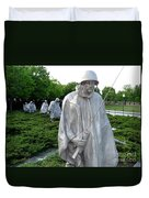 Soldiers Duvet Cover
