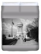 Soldiers Memorial - Ny Duvet Cover