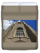 Soldiers Tower 3 Duvet Cover