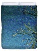 Solemn Sky Duvet Cover
