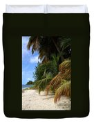 Nude Beach Duvet Cover