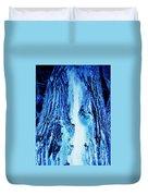 Solo Blue Duvet Cover