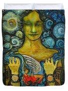 Solstice Dreamer Duvet Cover