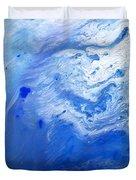Some Kind Of Blue Duvet Cover