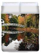 Somesville Bridge Duvet Cover