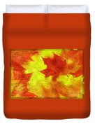 Something Like Autumn Duvet Cover