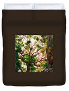 Somewhere In Bolingbrook Illinois Duvet Cover