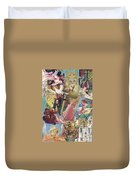 Song Of Angels Duvet Cover