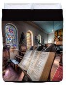 Song Of Solomon Duvet Cover