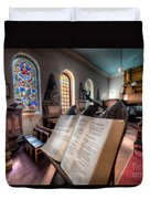 Song Of Solomon Duvet Cover by Adrian Evans