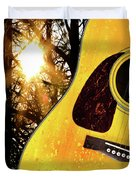 Songs From The Wood Duvet Cover
