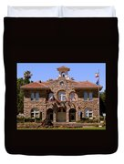 Sonoma City Hall Duvet Cover
