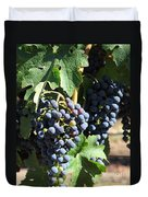 Sonoma Vineyards In The Sonoma California Wine Country 5d24630 Vertical Duvet Cover