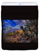 Sonoran Desert 54 Duvet Cover
