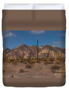 Sonoran  Duvet Cover