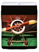 Sopwith Camel Airplane Duvet Cover