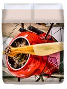 Sopwith Camel Duvet Cover