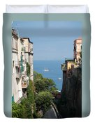 Sorrento Views Duvet Cover