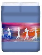 Soul Dance  Duvet Cover