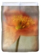 Soulful Poppy Duvet Cover by Priska Wettstein