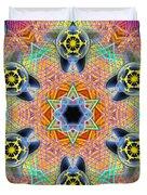 Source Fabric K1 Duvet Cover