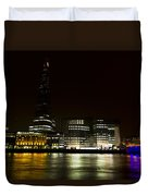 South Bank London Duvet Cover