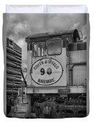 South Buffalo Railway  7d06191b Duvet Cover