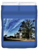 South Carolina State House Duvet Cover