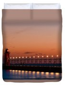 South Haven Reflection Duvet Cover