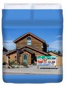 South Park House Duvet Cover
