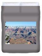 South Rim Grand Canyon National Park Duvet Cover