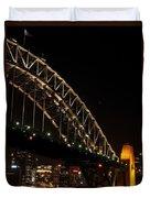 South Sydney Harbour Bridge Duvet Cover