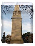 Southampton Cenotaph Hampshire Duvet Cover