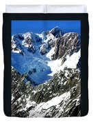 Southern Alps New Zealand Duvet Cover