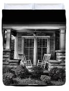 Southern Front Porch 2 Duvet Cover