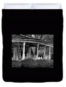Southern Front Porch 4 Duvet Cover
